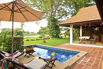 Top Pool Villa Hotels in Chiangrai